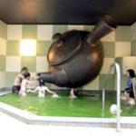 Spa in ceai verde in Japonia