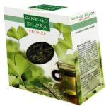 Ceaiul Ginkgo Biloba frunze – un fortifiant foarte puternic !
