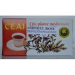 Planta medicinala pentru fertilitate Trifoiul rosu