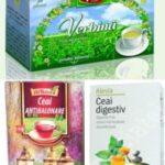 Tratament pentru balonare cu ceaiuri