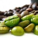 Specialitate de ceai din cafea verde