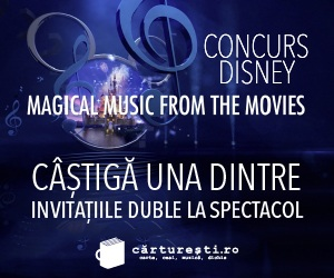 Imagine cu Concurs Disney Magic Show - participă şi tu