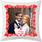 Perne Personalizate / Perna Cute Couple Hearts