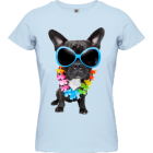 Tricouri cu Animale Haioase / Tricou Dog On Vacation